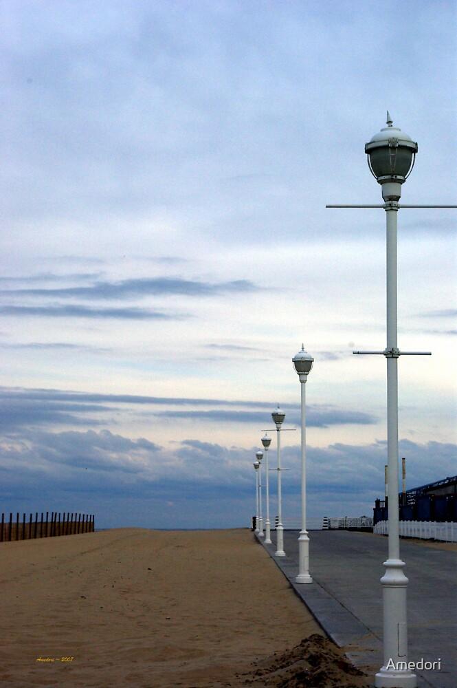 Path to the Atlantic  by Amedori