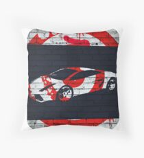 Gallardo Jap Throw Pillow