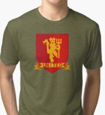 Manchester United Tri-blend T-Shirt