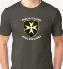 Borinqueneers - 65th Infantry Unisex T-Shirt