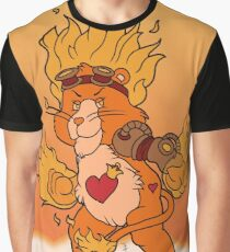 Chandra Brave Heart Graphic T-Shirt