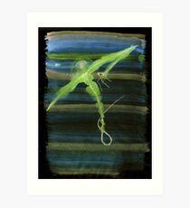 Telegraph Wind - 0003 - Acquisition Art Print