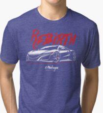New Honda / Acura NSX. Rebirth Tri-blend T-Shirt