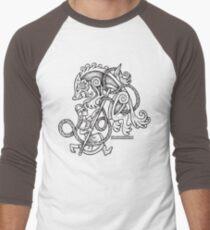 Shieldmaiden Huntress Baseball ¾ Sleeve T-Shirt