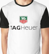 tag heuer - watch Graphic T-Shirt