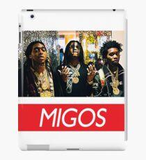 Migos v4 iPad Case/Skin