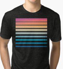 1980s Sunset Tri-blend T-Shirt