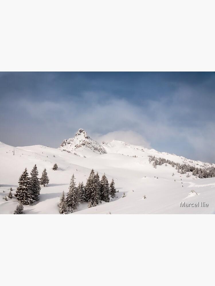 Winter landscape by imaruseru