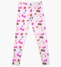 Candy and Bows Leggings