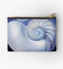 SeaShell. Blue Version  Studio Pouch