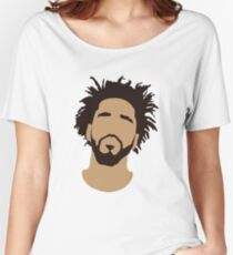 J Cole Silhouette Women's Relaxed Fit T-Shirt