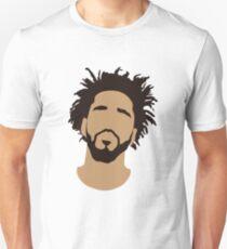 J Cole Silhouette Unisex T-Shirt