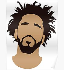 J Cole Posters Redbubble