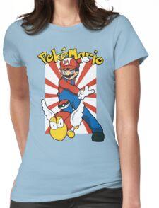 Pokémario Womens Fitted T-Shirt