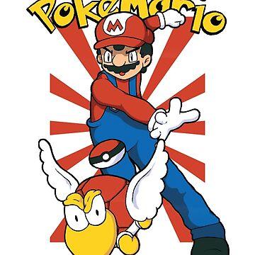 Pokémario by alt0230