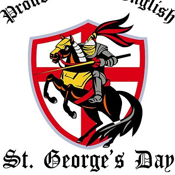 Proud To Be English England St. George's Day 23rd April by 2stevos