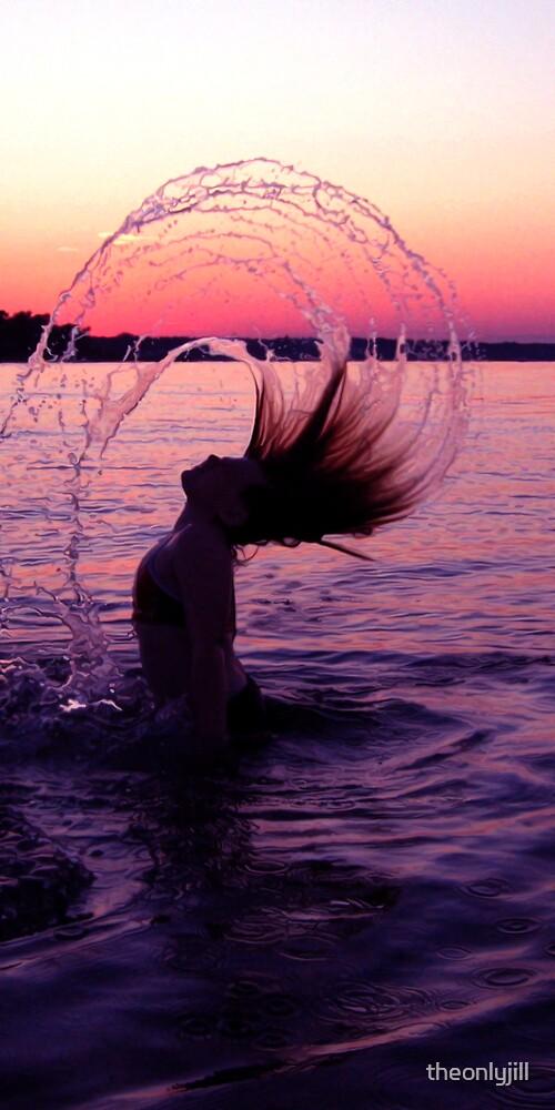 The little Mermaid by theonlyjill