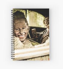 God Save The Queen | Great Britain Spiral Notebook