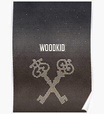 Woodkid Lyrics Poster