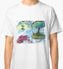 Chasing dreams Classic T-Shirt