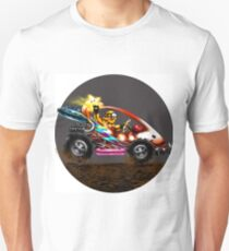 Lakitu racer super mario Unisex T-Shirt