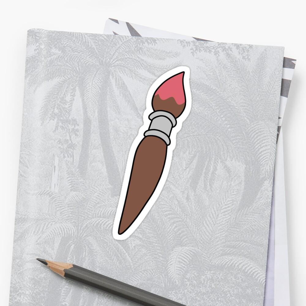 Artist Paintbrush by SaradaBoru