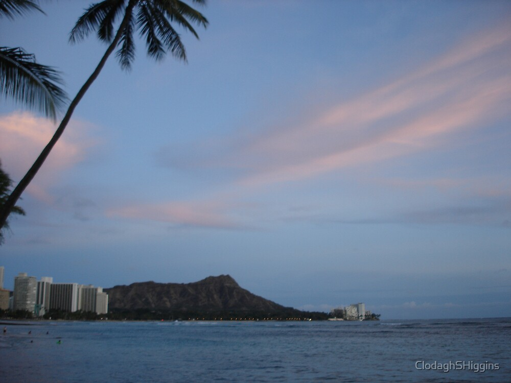 Diamond Head Hawaii Sept 2006 by ClodaghSHiggins