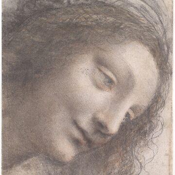 Leonardo da Vinci - Leda by billythekidtees