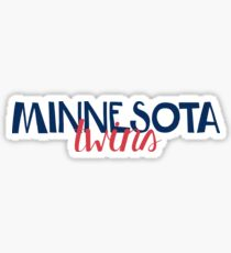 Minnesota Twins Sticker