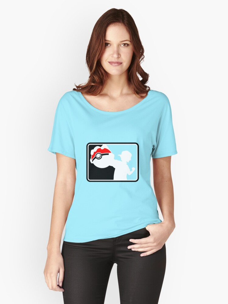 Poketrainer Women's Relaxed Fit T-Shirt Front