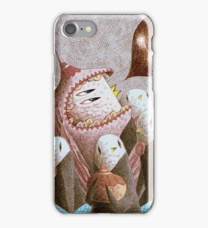 The Message iPhone Case/Skin