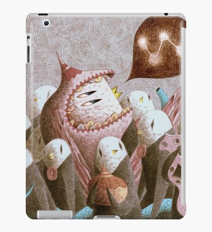 The Message iPad Case/Skin