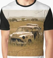 Old Vintage Autos One Graphic T-Shirt