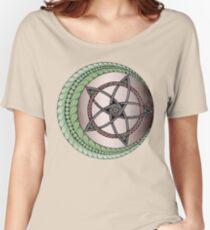 Moon & Star Women's Relaxed Fit T-Shirt
