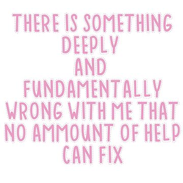 Deeply and Fundamentally Wrong by hobowisdom
