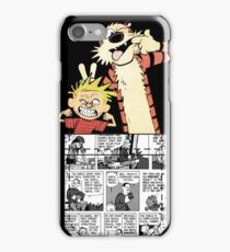 Calvin and Hobbes Pocket iPhone Case/Skin
