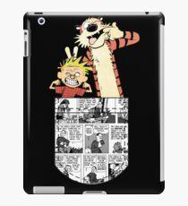 Calvin and Hobbes Pocket iPad Case/Skin