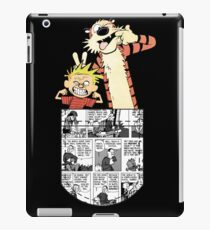Calvin and Hobbes Pocket iPad Case/Skin