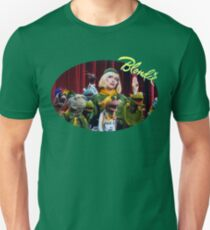 Debbie Harry on the Muppets Show Unisex T-Shirt