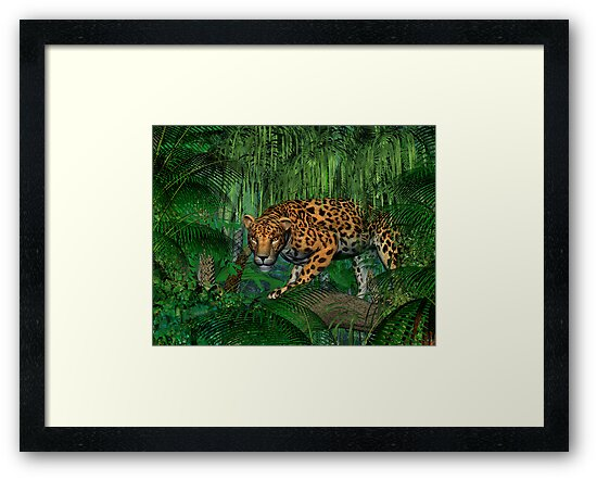 Jaguar by Walter Colvin