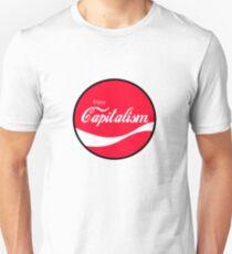 Enjoy Capitalism Unisex T-Shirt