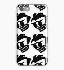 Scary scales iPhone Case/Skin