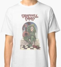 Grateful Dead - The Musician Traveler Classic T-Shirt