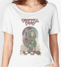 Grateful Dead - The Musician Traveler Women's Relaxed Fit T-Shirt