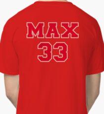 Max Verstappen 33 Classic T-Shirt