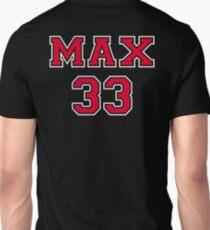 Max Verstappen 33 Unisex T-Shirt