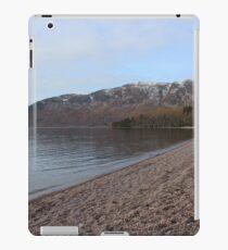 By the loch iPad Case/Skin