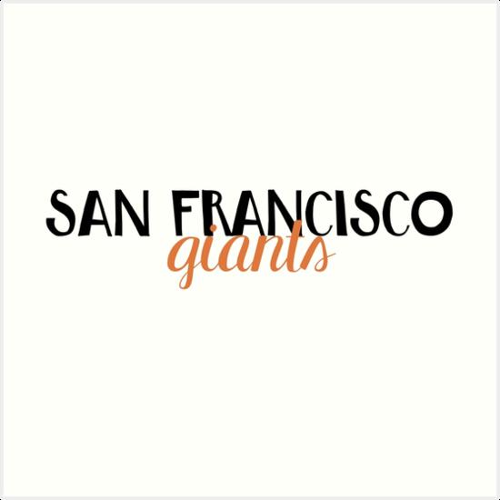 San Francisco Giants by aleighseitz