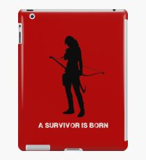Tomb Raider - A Survivor is Born iPad Case/Skin