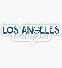 Los Angeles Dodgers Sticker